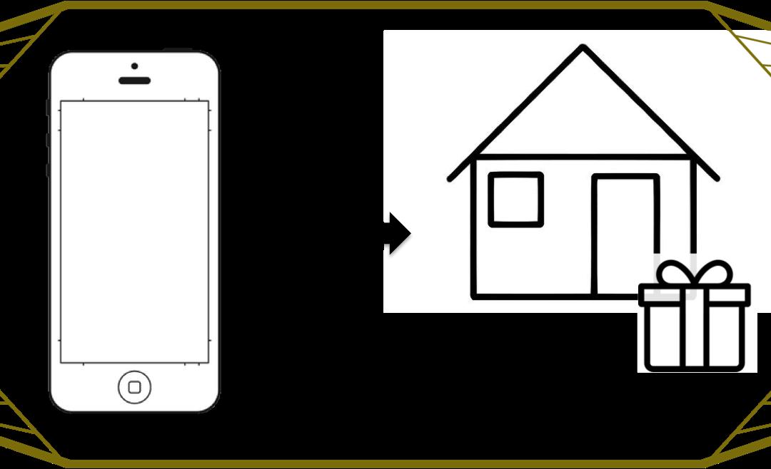 #jerestechezmoi / Confinement – Commandez en ligne, nous vous livrons à domicile