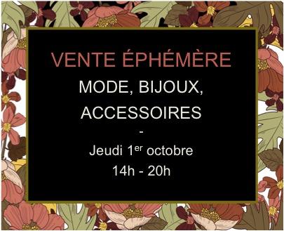 vente mode bijoux accessoires