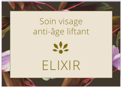 ELIXIR – lifting naturel visage