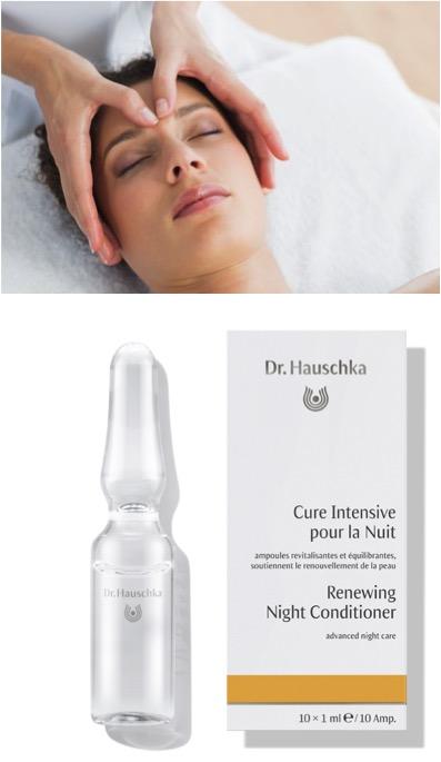 lifting-visage-stimulation-lymphatique-ampoules-cure-intensive-nuit-hauschka